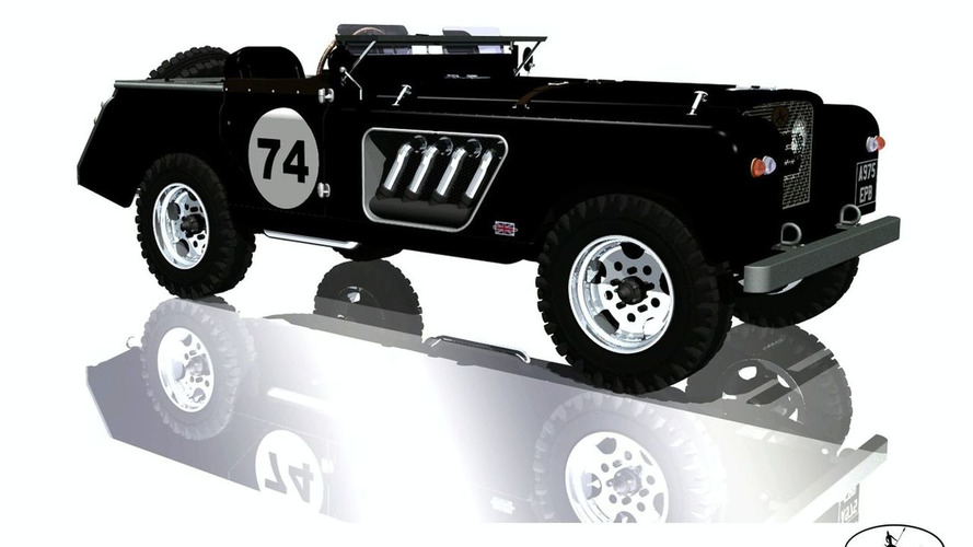 Bell Aurens Longnose, A Land Rover With Over 1,500 HP
