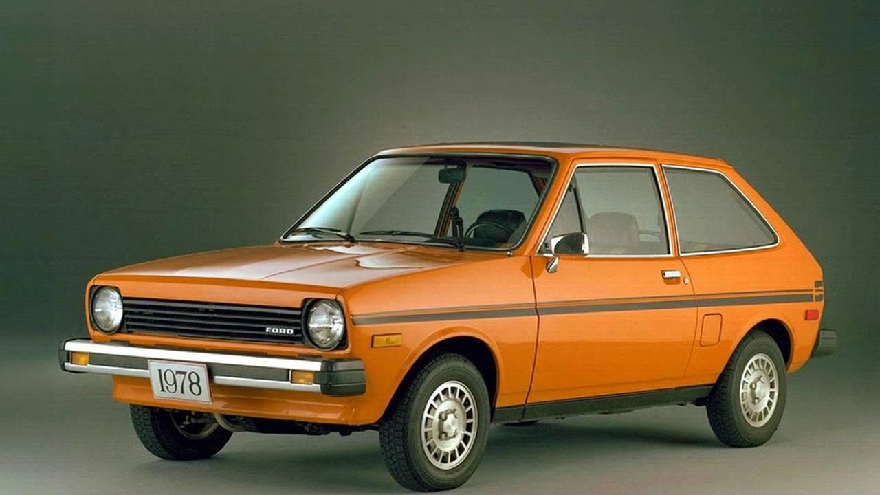 Ford Fiesta (1976-1983)
