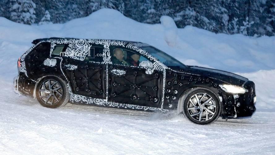 Volvo prépare la nouvelle V60