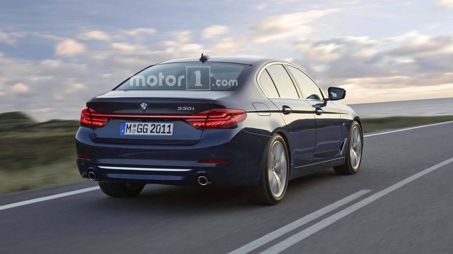 BMW 3 Series Renderings