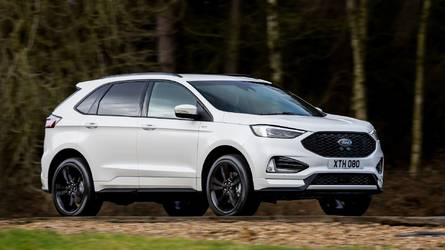 Ford Edge Facelift Debuts In Europe With New Biturbo Diesel, 8AT