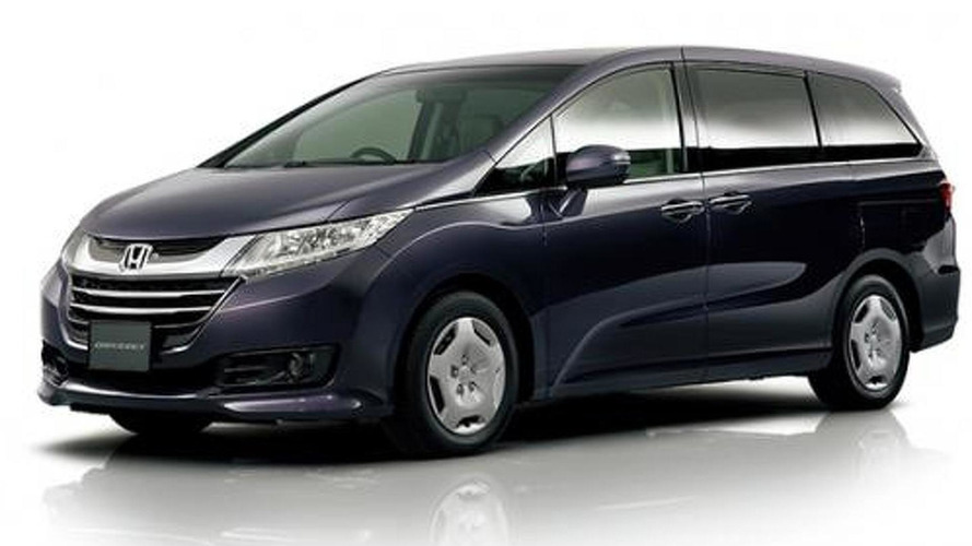 JDM-spec Honda Odyssey revealed