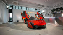 McLaren P1 event in Hong Kong 22.7.2013