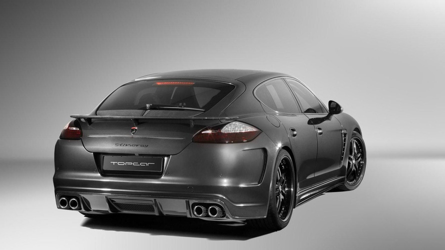 TopCar Panamera Stingray further details and photos released