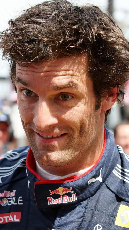 Webber emerging as 2010 title favourite