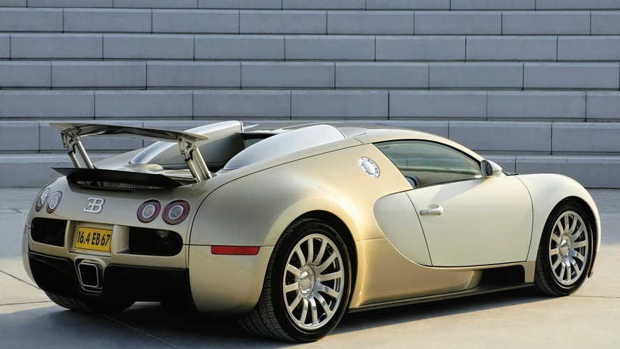 Bugatti Centenaire Edition with 1350hp Rumored to Debut in Geneva