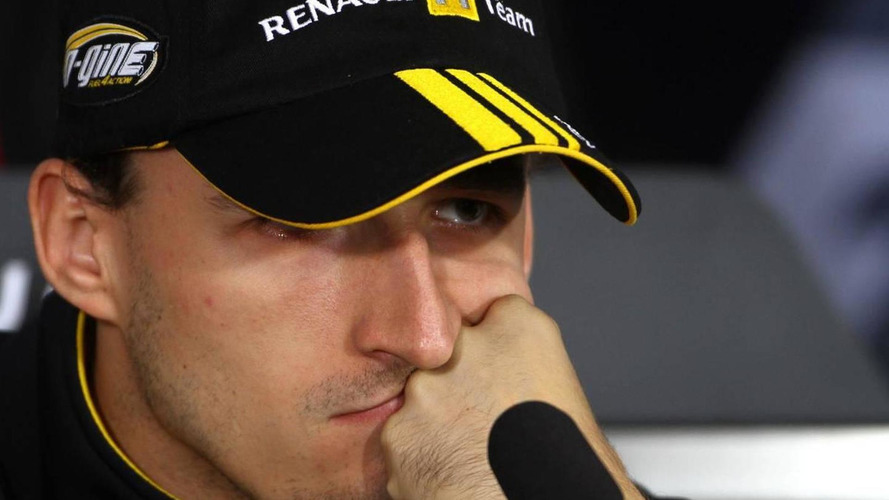 Ferrari admits it wanted Kubica