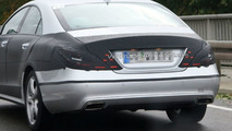 2011 Mercedes CLS Spy Photos