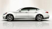 2011 Infiniti M37 luxury performance sedan