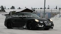 Porsche 911/998 Targa Spy Photo