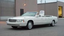 Cadillac Popemobile