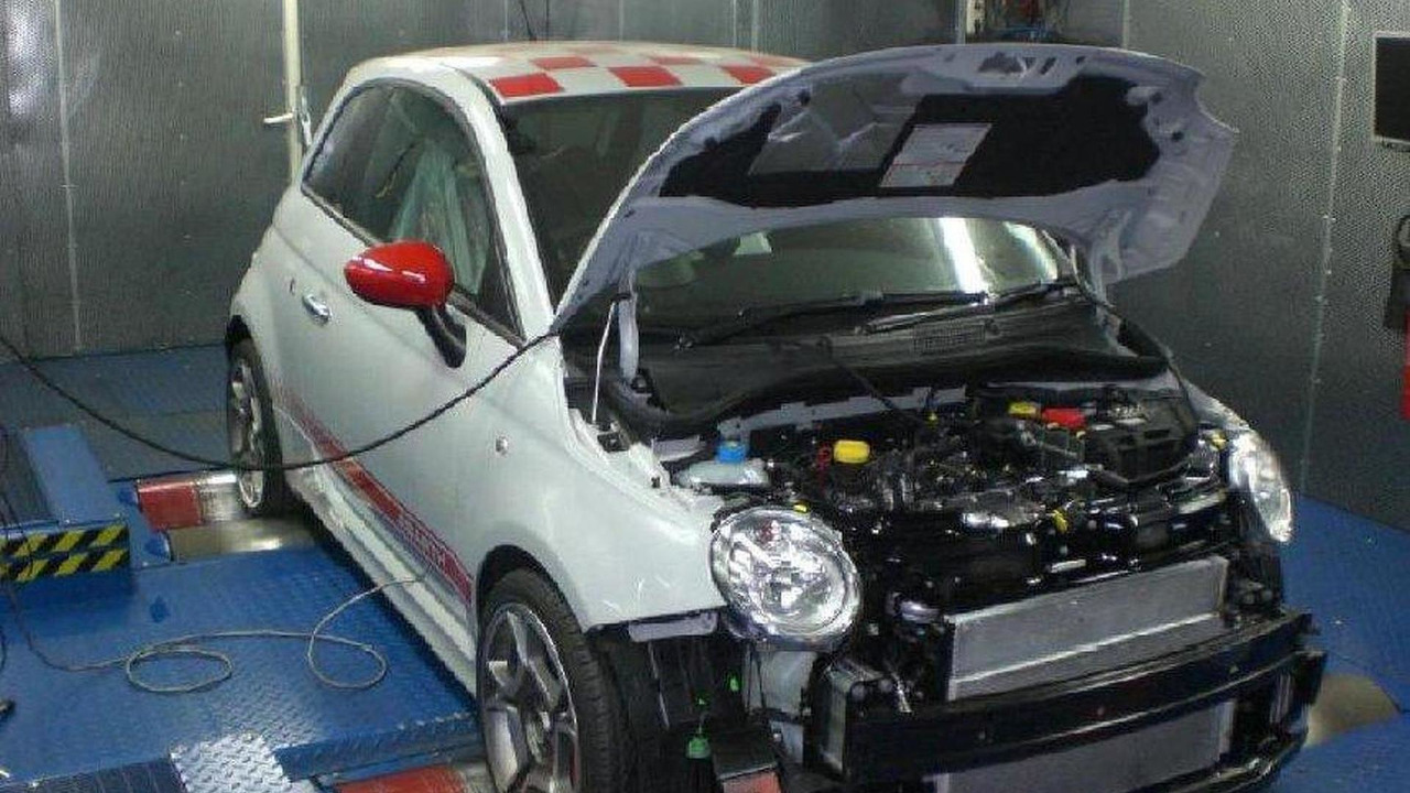 G-Tech RS-S tuning kit for Abarth 500, 859, 22.07.2010 | Motor1.com