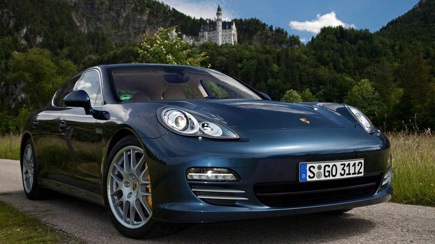 Porsche Panamera Cabriolet Rumours Surface