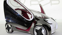 Kia POP electric vehicle concept, 1600, 30.09.2010