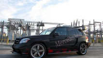 Mercedes GLK350 Hybrid Pikes Peak Rally Car by RENNtech - 25.2.2011