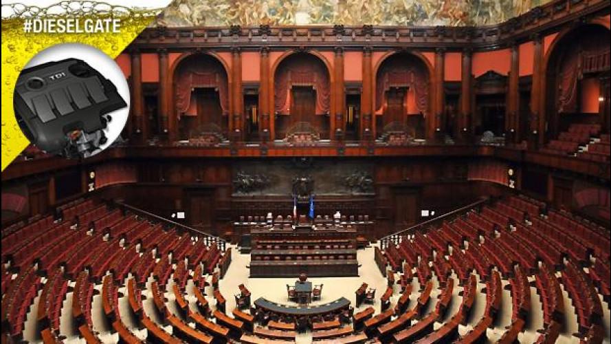 Dieselgate, così reagisce la politica italiana