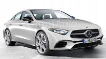 Mercedes CLS, la terza generazione riparte dalla (griglia) Panamericana