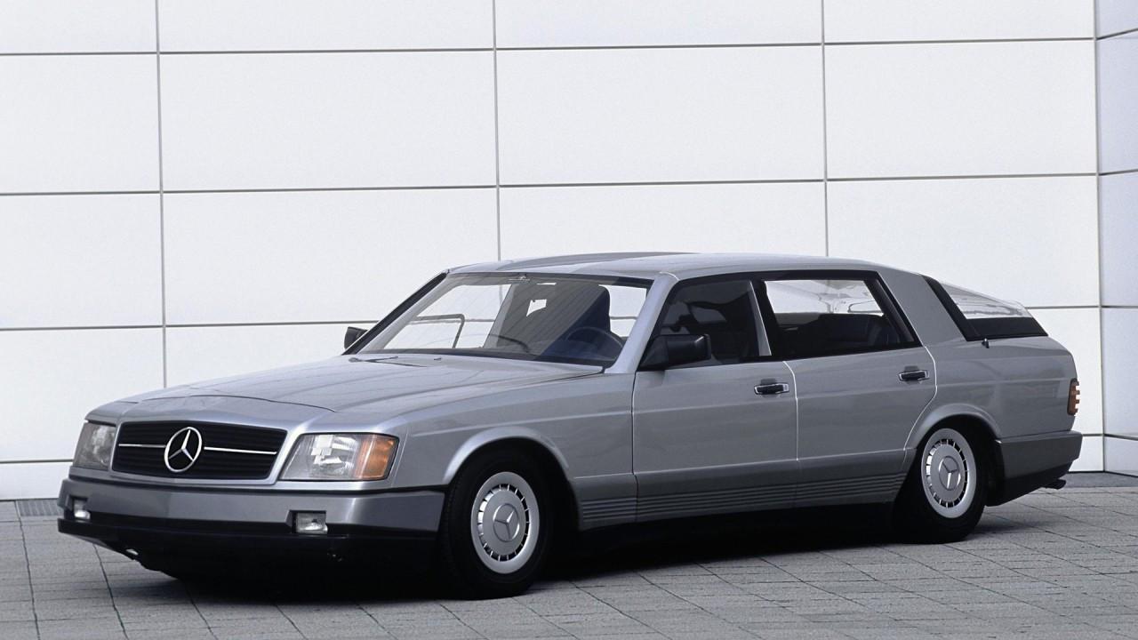 Mercedes Auto 2000