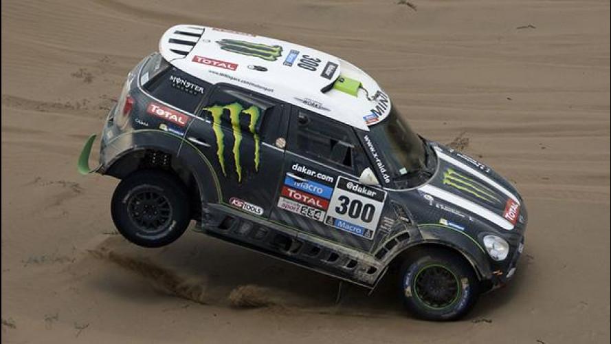 Dakar 2014, Tappa 12: colpo di scena, Peterhansel supera Roma!