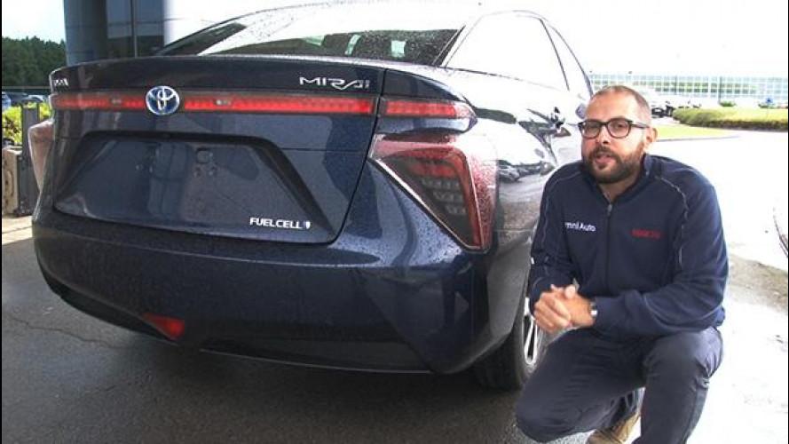 Toyota Mirai: rivoluzione silenziosa, parte seconda [VIDEO]