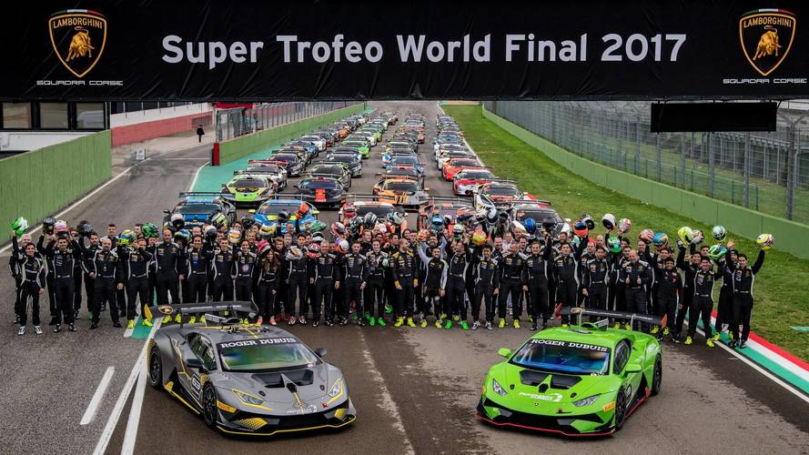 Motorsport.com é o parceiro oficial da final do Super Trofeo World
