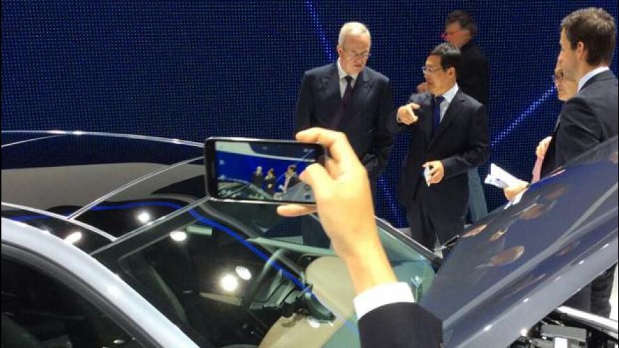 Salone di Parigi: per Winterkorn la Hyundai i20 somiglierebbe ad una BMW