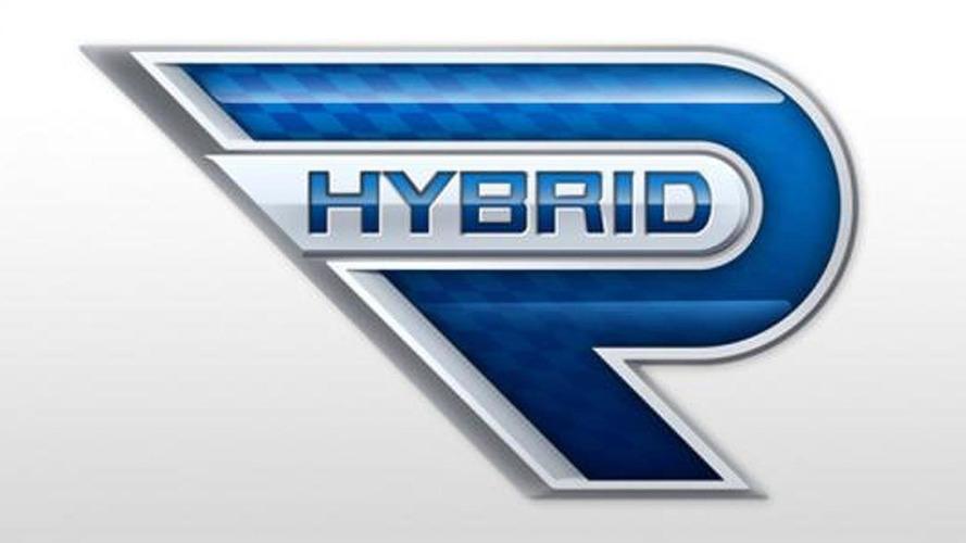 Toyota Hybrid-R concept announced for Frankfurt