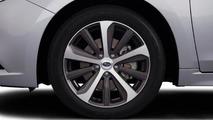 2015 Subaru Legacy leaked official photo