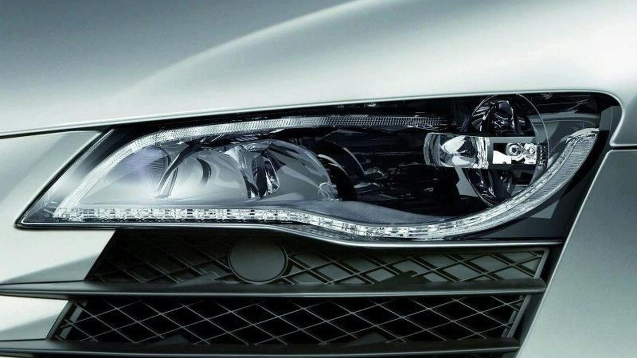 Audi R8 LED headlamp