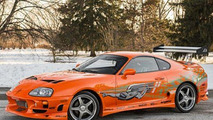 1993 Toyota Supra from Fast and Furious