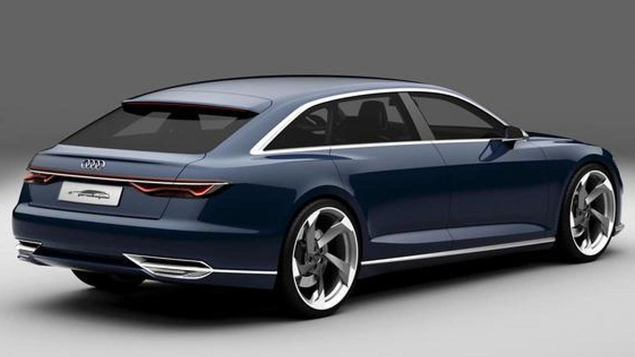 Audi Prologue Avant concept first video released
