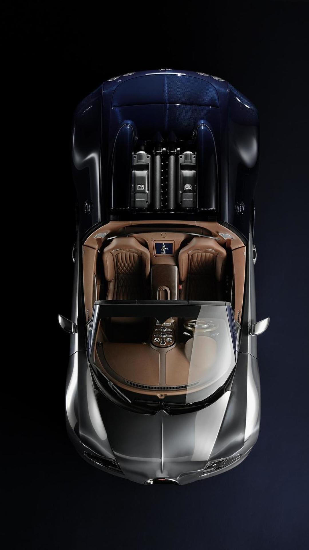 Bugatti Veyron Ettore Bugatti Edition 2014 года