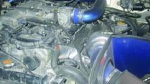 jet fuel-powered Nissan Patrol