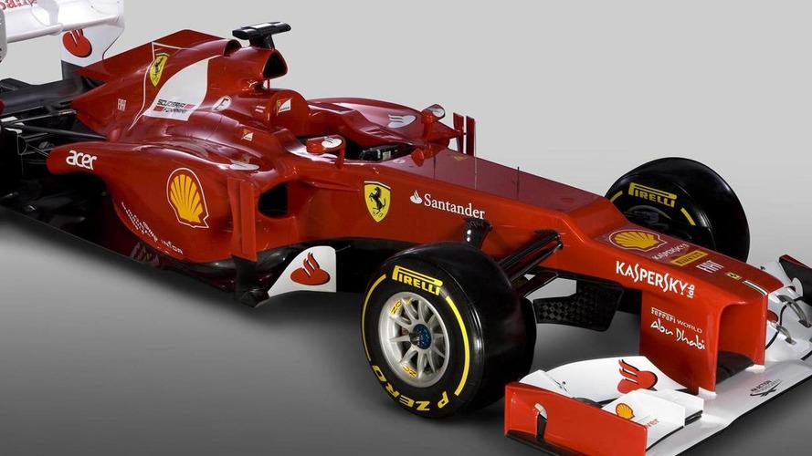 Ferrari F2012 unveiled [video]