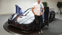 Koenigsegg Agera R BLT seized by Chinese customs