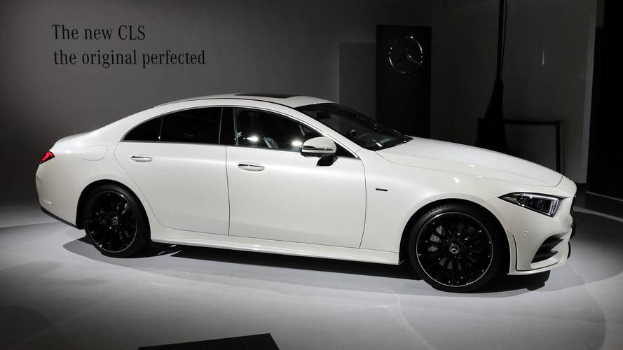 2019 mercedes benz cls450 introduces mild hybrid powertrain for Mercedes benz official site usa