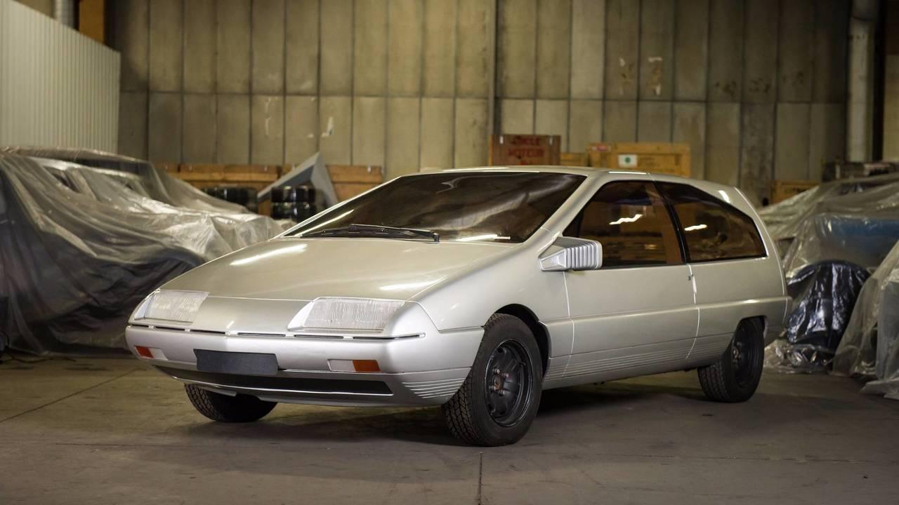1980 Citroën Xenia concept