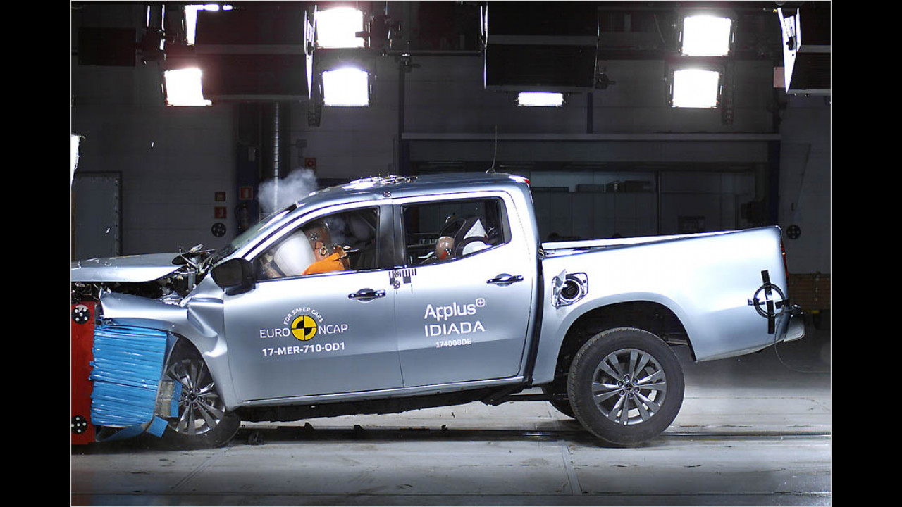 EuroNCAP: Neue Crashtests