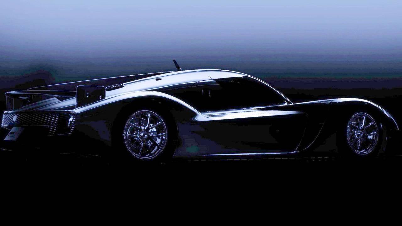 Toyota Teases Racy GR Super Sport Concept