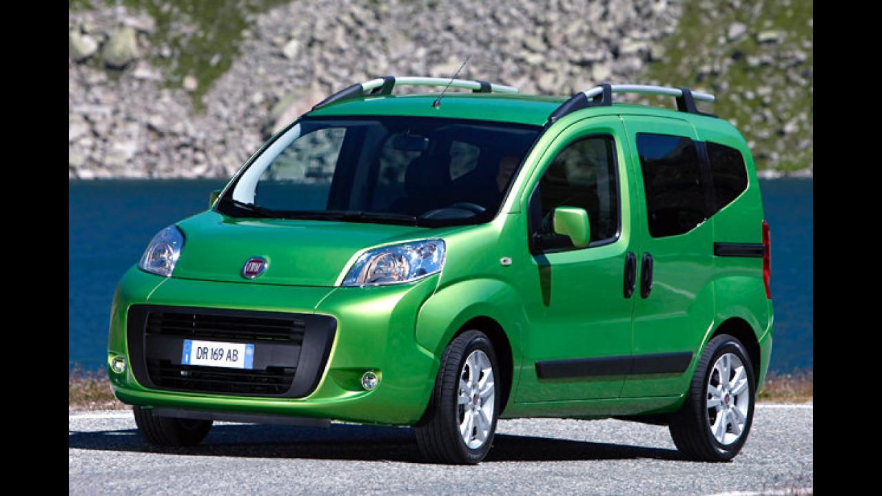 Fiat Qubo 1.3 JTD Multijet 16V Start&Stopp Dualogic