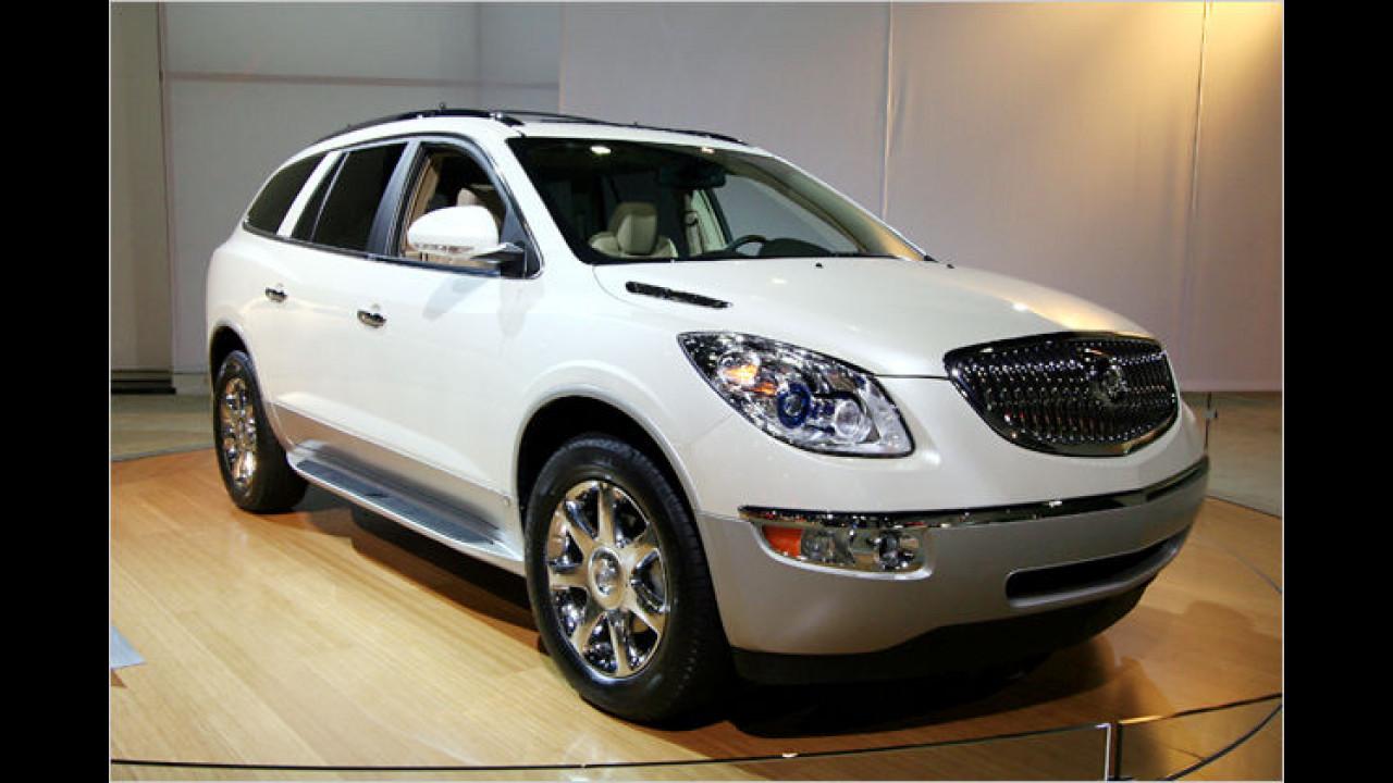 Buick Enclave CXL FWD