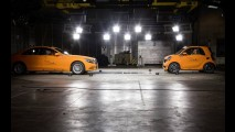 Novo smart fortwo x Mercedes Classe S: quem leva a melhor nesse crash test?