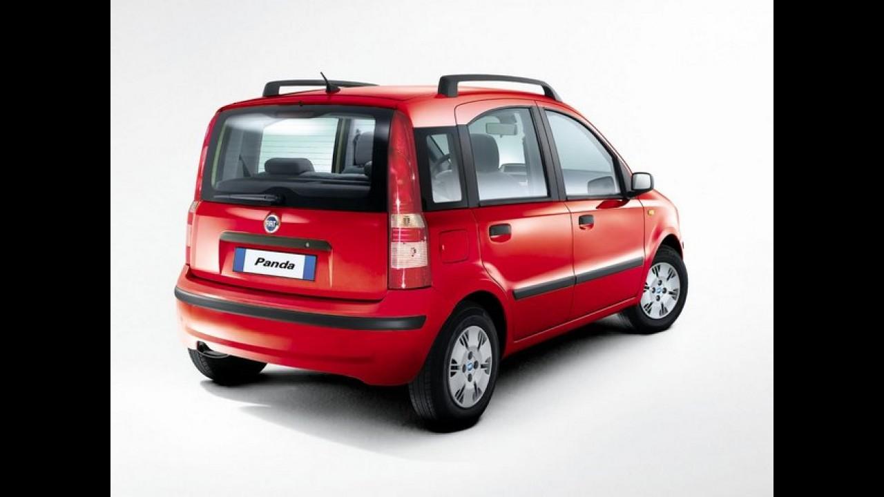 Fiat Panda: modelo antigo vai continuar na Europa