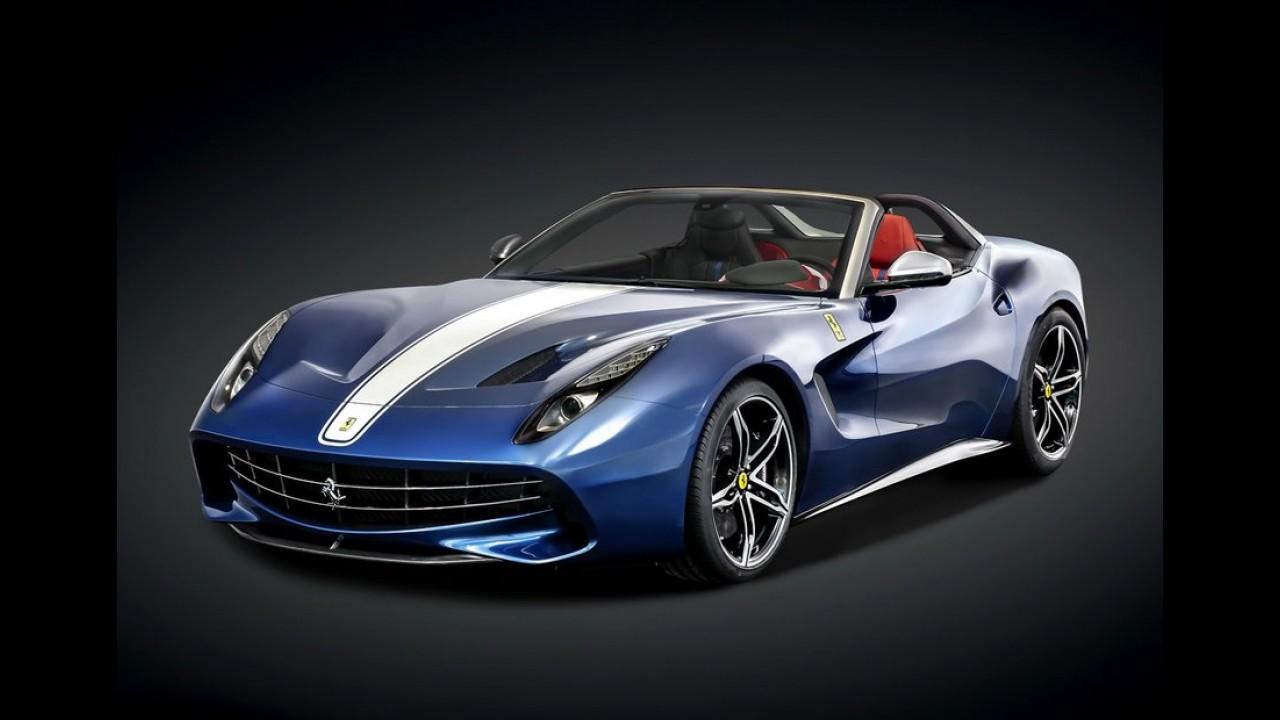 Ferrari repassará 2,25 bilhões de euros para FCA antes de separação