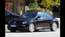 Flagra! Primeiras fotos da nova geração do VW New Beetle