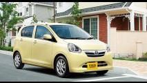Toyota Pixis Epoch é lançado no Japão - Motor 0.6, câmbio CVT e consumo de 30,0 Km/l