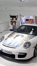 Porsche 911 GT2 art car - 23.9.2011