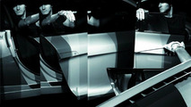 Karl Lagerfeld Photographs Audi R8
