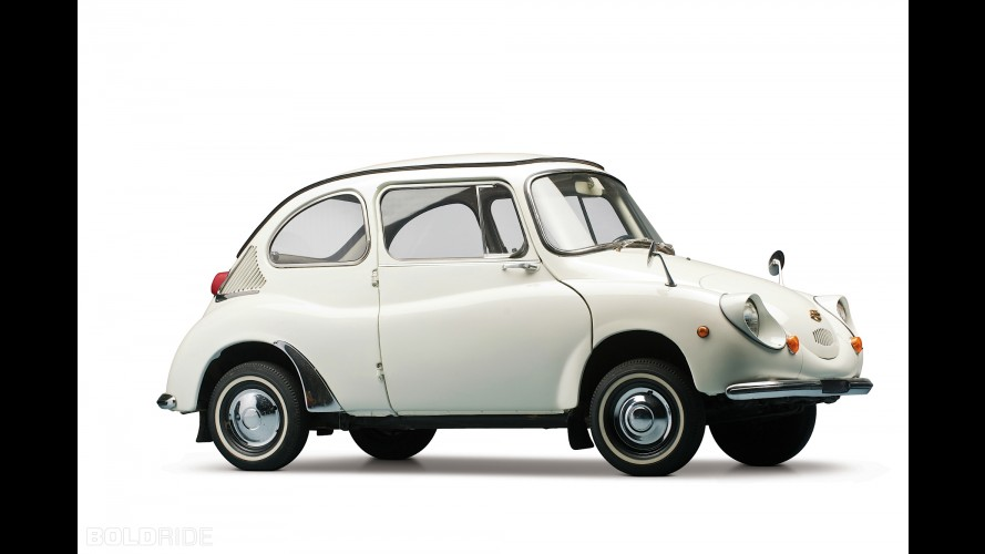 Subaru 360 Model Overview