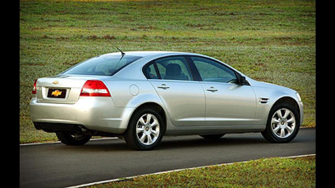 GM Omega 2008 será lançado em agosto